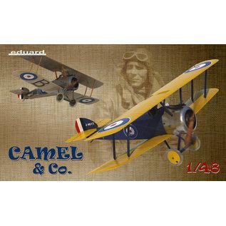 Eduard Camel & Co. - Sopwith F.1 Camel - Limited Edition - 1:48
