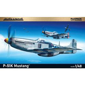 Eduard Eduard - North American  P-51K Mustang - ProfiPack - 1:48