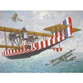 Roden Roden - Felixstowe F.2A w/upper wing gunner position - 1:72