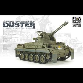 """AFV-Club AFV-Club - German Flakpanzer M-42 A1 """"Duster"""" - 1:35"""