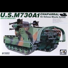 """AFV-Club AFV-Club - M730A1 """"Chaparral"""" Air Defense Missile System - 1:35"""