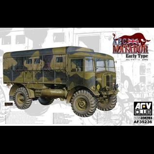 AFV-Club AEC Matador (early type) - 1:35