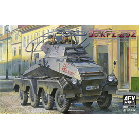 AFV-Club AFV-Club - Sd.Kfz. 232 Schwerer Panzerspähwagen - 1:35