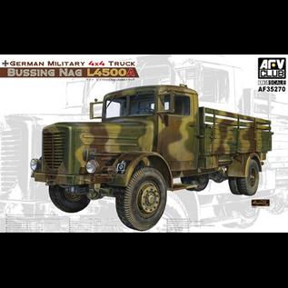 AFV-Club Büssing NAG L4500A - 4x4 Allrad - 1:35