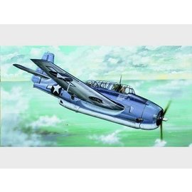 Trumpeter Trumpeter - Grumman TBF-1C Avenger - 1:32