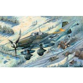 """Trumpeter Trumpeter - Junkers Ju 87G-2 Stuka """"Kanonenvogel"""" - 1:32"""
