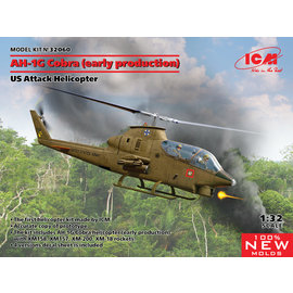ICM ICM - Bell AH-1G (Early Production) - 1:32
