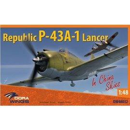 "Dora Wings Dora Wings - Republic P-43 A-1 Lancer ""In China Skies"" - 1:48"