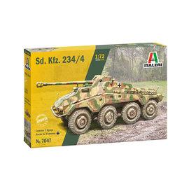 Italeri Italeri - Sd.Kfz. 234/4 - schw. Panzerspähwagen 7,5cm KwK40 - 1:72
