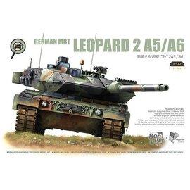 Border Model Border Model - German MBT Leopard 2 A5/A6 - 1:72