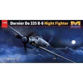 Hong Kong Models HKM - Dornier Do 335 B-6 Night Fighter - 1:32