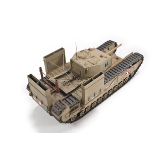 AFV-Club British Infantry Tank Churchill Mk. IV (Dieppe) - 1:35