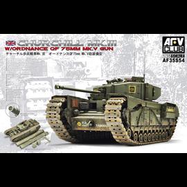 AFV-Club AFV-Club - British Tank Churchill Mk. III w/Ordnance QF 75mm Mk. V Gun - 1:35