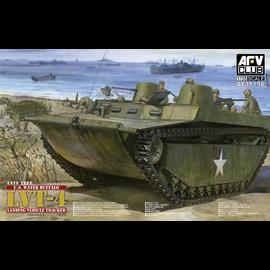 "AFV-Club AFV-Club - U.S. Landing Vehicle Tracked LVT-4 ""Water Buffalo"" (late type) - 1:35"