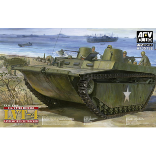 "AFV-Club U.S. Landing Vehicle Tracked LVT-4 ""Water Buffalo"" (late type) - 1:35"