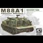 AFV-Club M88A1 Recovery Tank / BW-Bergepanzer 1 - 1:35