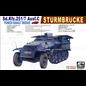 "AFV-Club Sd.Kfz.251/79 Ausf. C ""Sturmbrücke - 1:35"