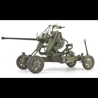AFV-Club British Bofors 40mm Mk. III AA Gun - 1:35