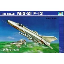 Trumpeter Trumpeter - Mikojan-Gurewitsch MiG-21F-13 - 1:32