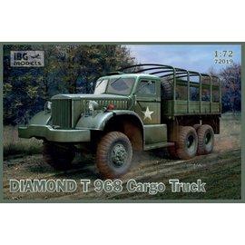 IBG Models IBG - Diamond T 968 Cargo Truck - 1:72