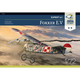 Arma Hobby Arma Hobby - Fokker E. V - Expert Set - 1:72