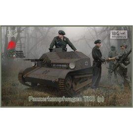 IBG Models IBG - Panzerkampfwagen TKS (p) - 1:35