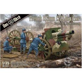 Das Werk Das Werk - French 155mm C17S howitzer - 1:35