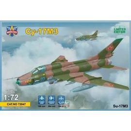 Modelsvit Modelsvit - Sukhoi Su-17M3 advanced fighter bomber - 1:72