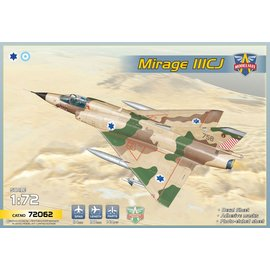 "Modelsvit Modelsvit - Dassault Mirage IIICJ ""Shahak"" Interceptor - 1:72"