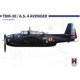 Hobby 2000 Hobby 2000 - Grumman TBM-3E/A.S.4 Avenger - 1:72