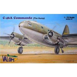 Valom Valom - Curtiss C-46A Commando (The Hump) - 1:72