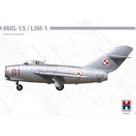 Hobby 2000 Hobby 2000 - Mikojan-Gurewitsch MiG-15 / Lim - 1:48