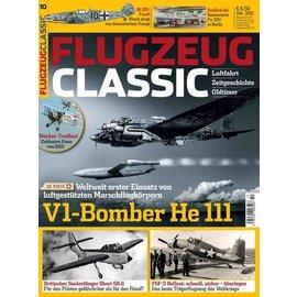 Flugzeug Classic Flugzeug Classic - Ausgabe 10/21