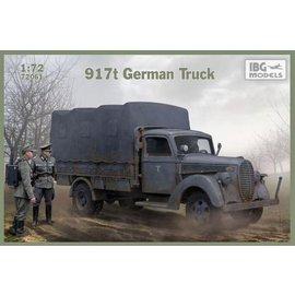 IBG Models IBG - 917t German Truck - 1:72