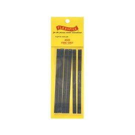 Flexifile Flexifile - Ersatz-Schleifband (5x) für Spannbügel - Fine / Fein (Körnung 320)