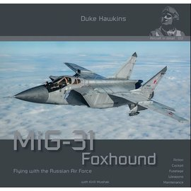 HMH Publications HMH Publications - Duke Hawkins 012 - The MiG-31 Foxhound