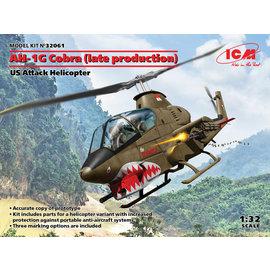 ICM ICM - Bell AH-1G Cobra (late production) - 1:32