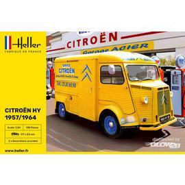 Heller Heller - Citroën HY 57/64 Service Citroën - 1:24