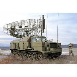Trumpeter Trumpeter - Soviet P-40/1S12 Long Track S-band acquisition radar - 1:35