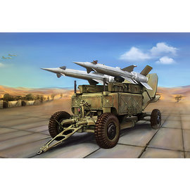 Trumpeter Trumpeter - Soviet 5P71 Launcher with 5V27 Missile Pechora (SA-3B Goa) - 1:35