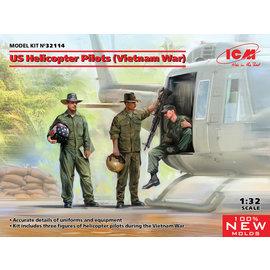 ICM ICM - US Helicopter Pilots (Vietnam War) - 1:32