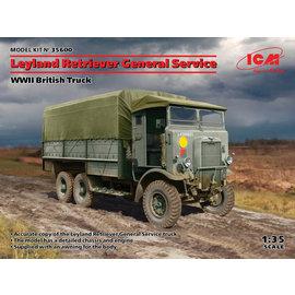 ICM ICM - Leyland Retriever General Service WWII British Truck - 1:35