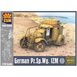 Copper State Models Copper State Models - German Pz.Sp.Wg. 1ZM(i) - 1:35
