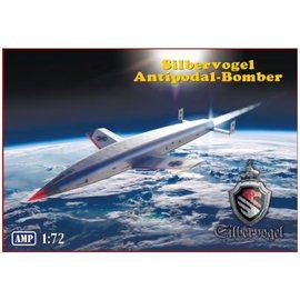 "AMP AMP - Sänger ""Silbervogel"" Antipodal-Bomber - 1:72"