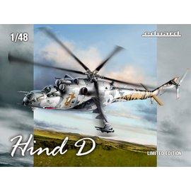 "Eduard Eduard - Mil Mi-24D ""Hind D"" - Limited Edition - 1:48"