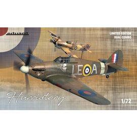 """Eduard Eduard - """"Hurristory"""" - Hawker Hurricane Mk. I - 1:72"""