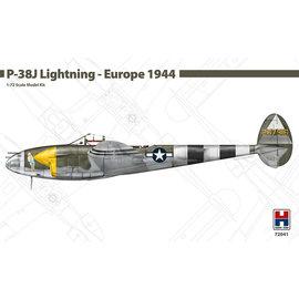 Hobby 2000 Hobby 2000 - Lockheed P-38J Lightning - Europe 1944 - 1:72
