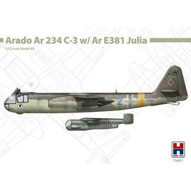 Hobby 2000 Hobby 2000 - Arado Ar 234C-3 w/Ar E381 Julia - 1:72