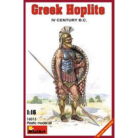 MiniArt MiniArt - Greek Hoplite IV Century B.C. - 1:16