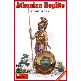 MiniArt MiniArt - Athenian Hoplite V Century B.C - 1:35